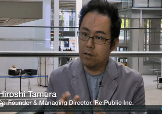 Hiroshi Tamura, Labs for Systems Change interview