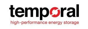 Temporal: High-performance energy storage
