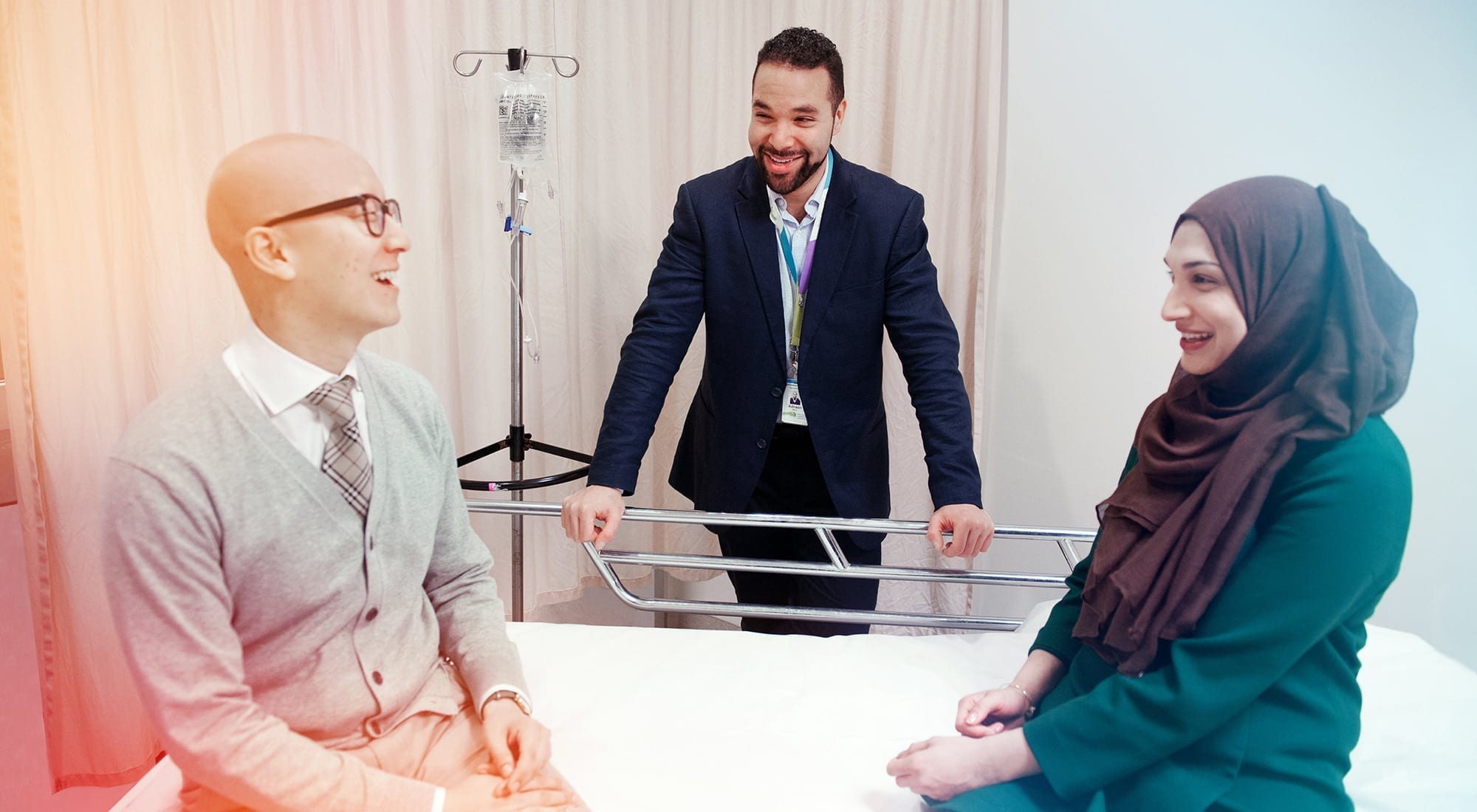 Could this fix problems inside hospitals? Entrepreneurs and administrators co-designing solutions