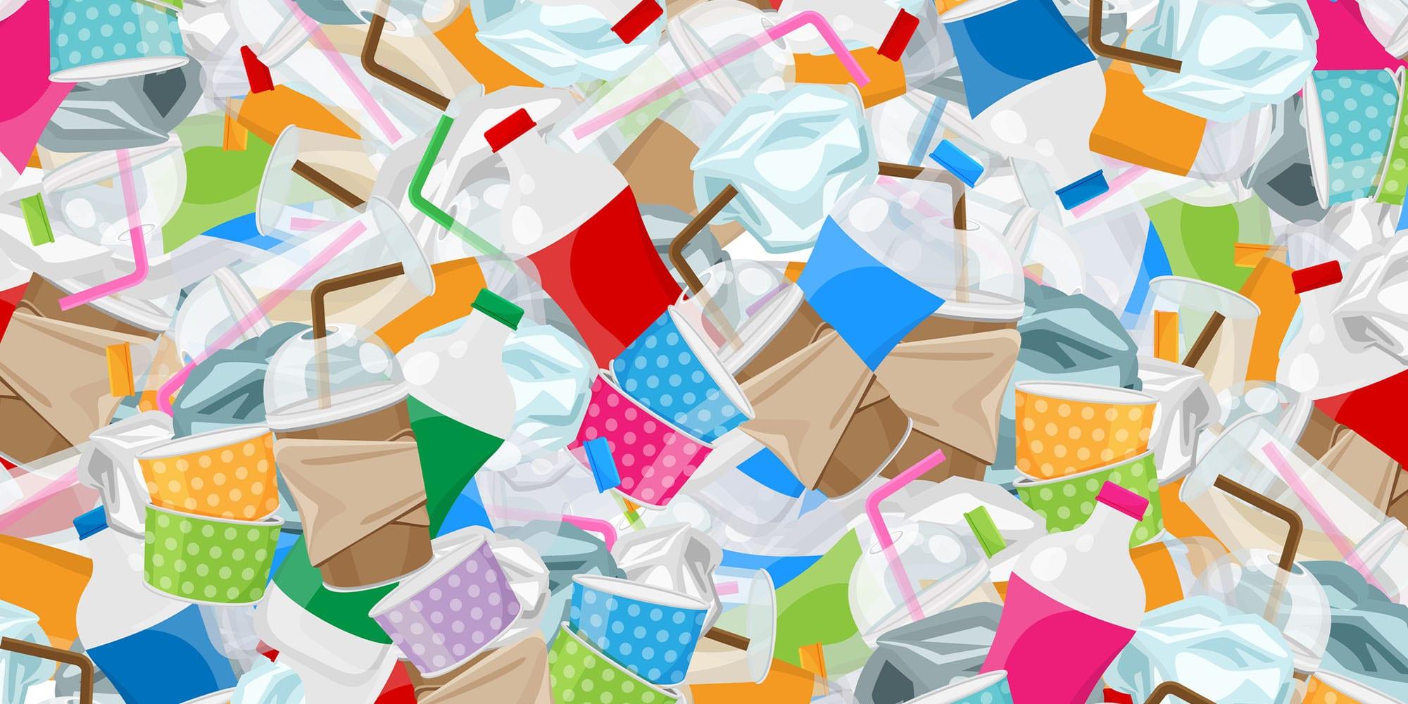 Rethinking the future of plastic